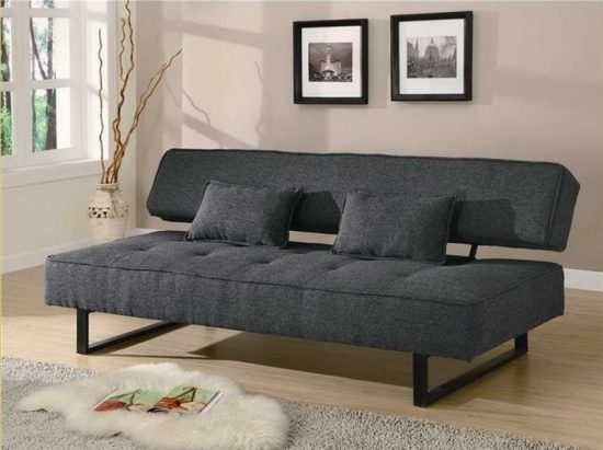 2016 comfortable futon sofa bed ideal choice for modern homes
