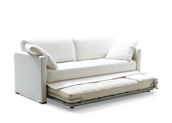 Contemporary sofa bed; the best way to enjoy your stay at home