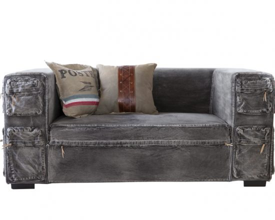 Cool Denim Sofas for unique and gorgeous home look