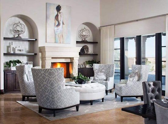 Love chair sofa for elegant homes with functionality