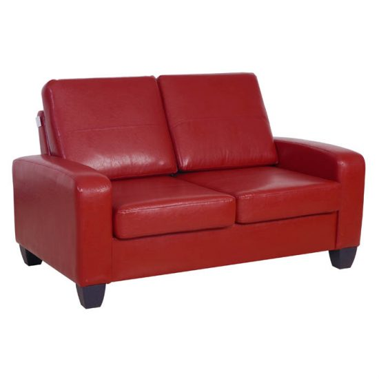 2016 Small leather loveseats add elegance and charm to any home