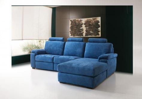 Get The Best Of 2018 Sofas Market Blue Reclining Sofas