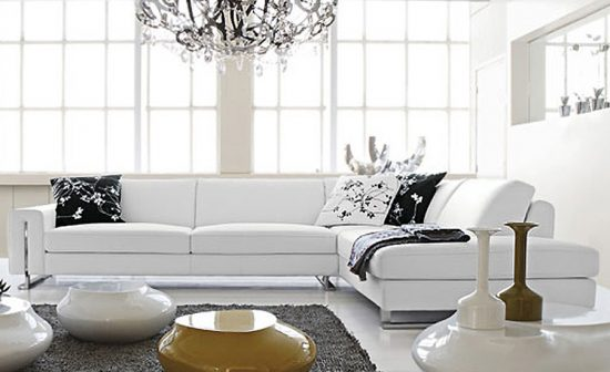 8Types of Corner Sofas to Save Your Living Room Space