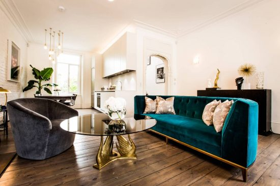 How to Get the Utmost Luxury of a Tuxedo Sofa