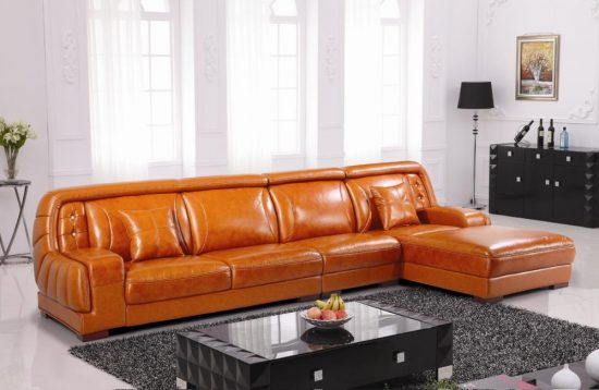 How to color your leather sofa like a professional