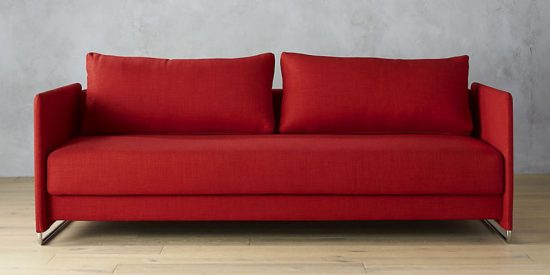 The best picks of colored leather sofa beds in 2017