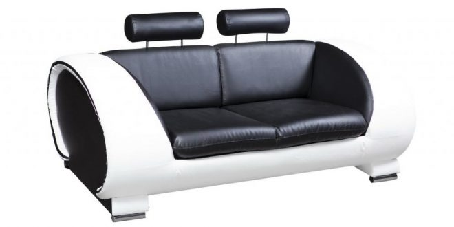 Two Seater Leather Sofa; a comfortable choice for every home 6