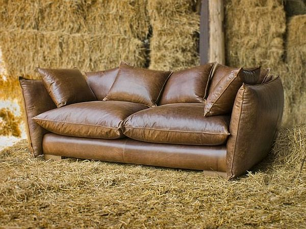 2018 Vintage Leather Sofas For Classic Nostalgic Elegance In Todayu0027s Homes