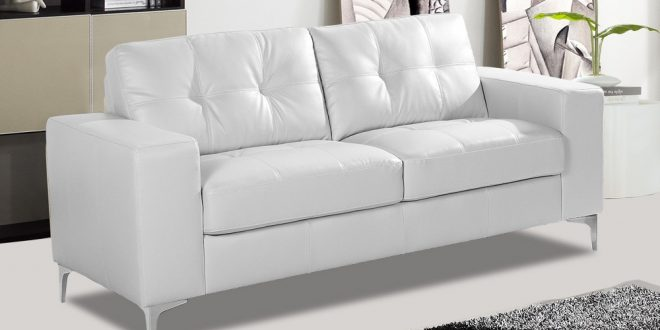 Tips To Clean White Leather Sofa