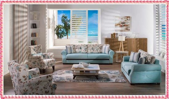 Sofa Colors – Clever Ways to Choose the Ideal Color for Sofa