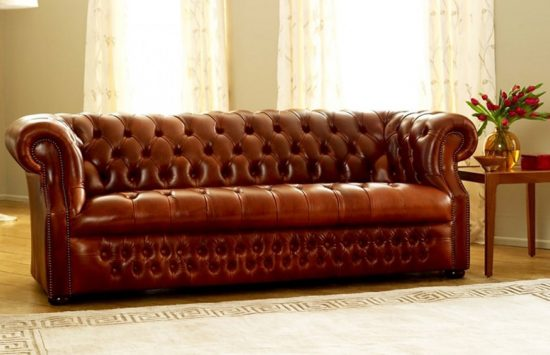 The best leather sofas for best elegantly comfortable experience in 2017