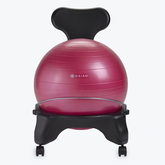 Why Should You Get a Balance Ball Chair?
