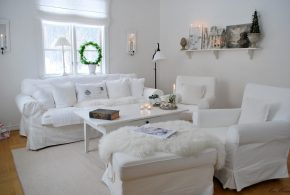 5 Ways to Cover Your Living Room Sofa Professionally