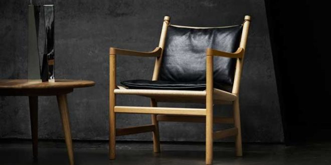 Ladder Back Chair: The Basic Designs of Such a High Black Chair