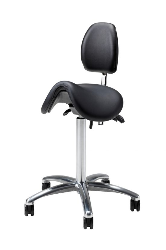 Saddle Chair: Enjoy a Healthy Back and Horse-Riding-Like Journey with Such a Chair
