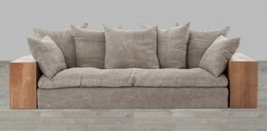 Sofa Fabrics: the Pros and Cons of Natural and Synthetic Sofa Upholstery