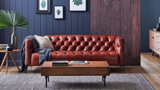 Such Tips Will Keep Your Leather Sofa New all the Time