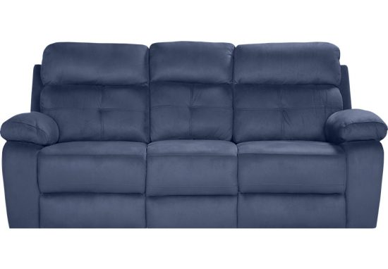 The Perfect Blue Reclining Sofa Designs for Your Living Space