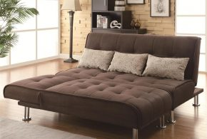 Convertible sofa beds - smart lifestyle with elegance and comfort
