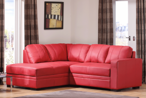 Leather corner sofa - A magical piece to elegantly fill today's home