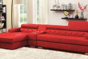 2018 Contemporary Sectional Sofas - a luxury elegant look with sophisticated comfort