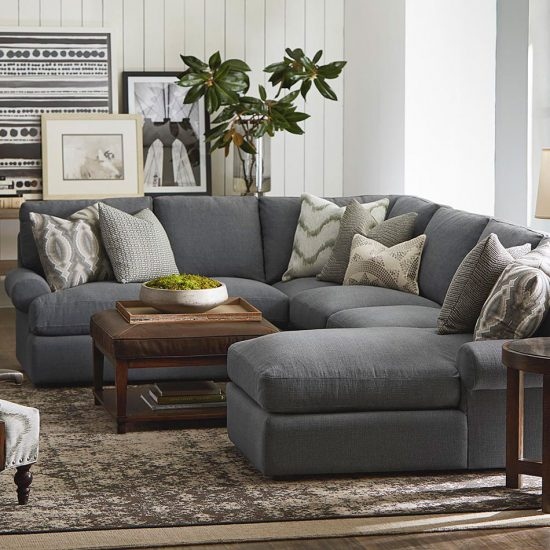 2017 distinctive functional U-shaped sectional sofas for beautiful large living spaces