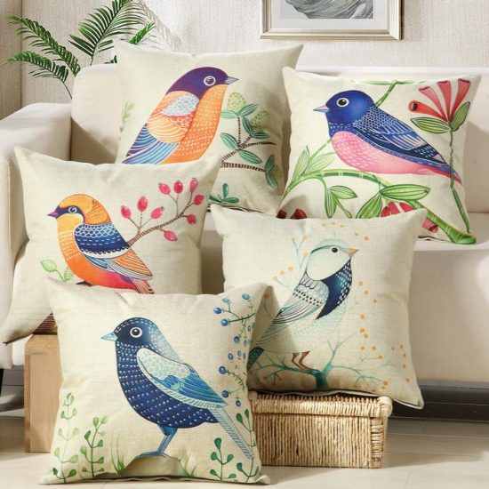 Add luxury and style with various sofa cushion covers available today