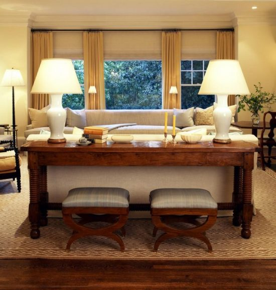 Brilliant ideas to decorate your sofa table with style and character