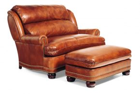 Brown leather reclining sofas - Beautiful style with comfort for today's home