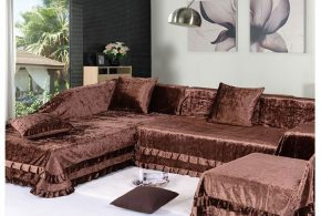 Cheap sofa covers - the best idea for a budget friendly decorating approach