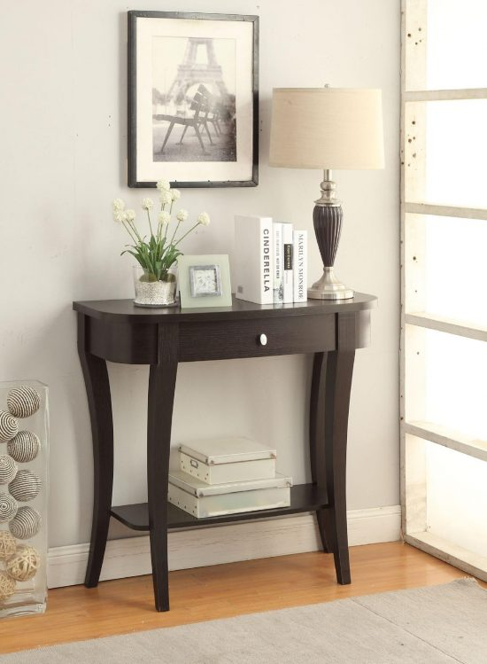 How to shop for the right console table for your home