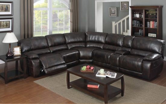 Leather Sectional Sofas A Stylish Comfortable Choice For Todays Living  Space ...