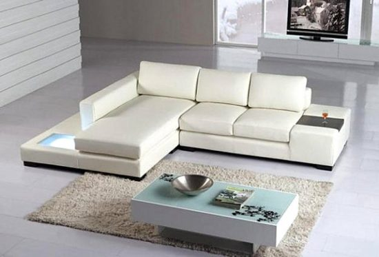 ... Modern Sectional Sofas The Best Addition To Beautiful And Practical  Modern Space ...