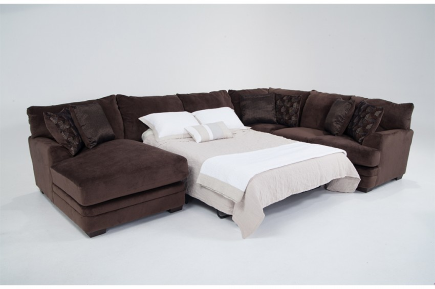 Sectional Sofa Beds Luxury Style Comfort And Functionality All In One Sleeper