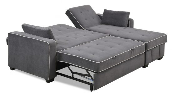 Sectional sofa beds luxury style comfort and functionality all in one