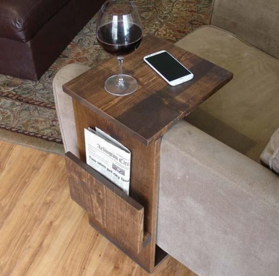 Sofa end tables come back in 2017 market for a stylish living space